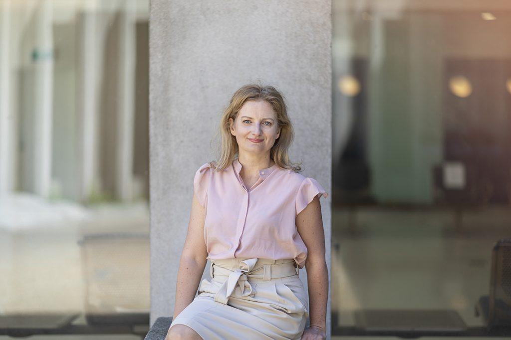 A photo of Dr. Jen Gommerman
