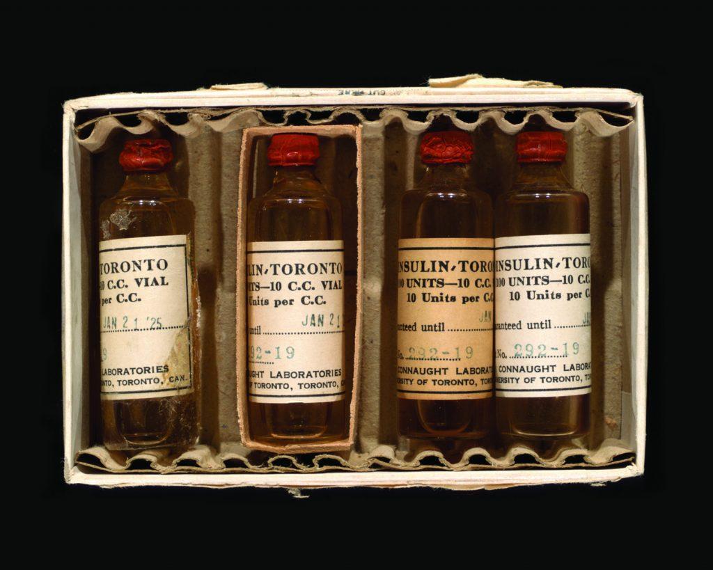 Insulin vials